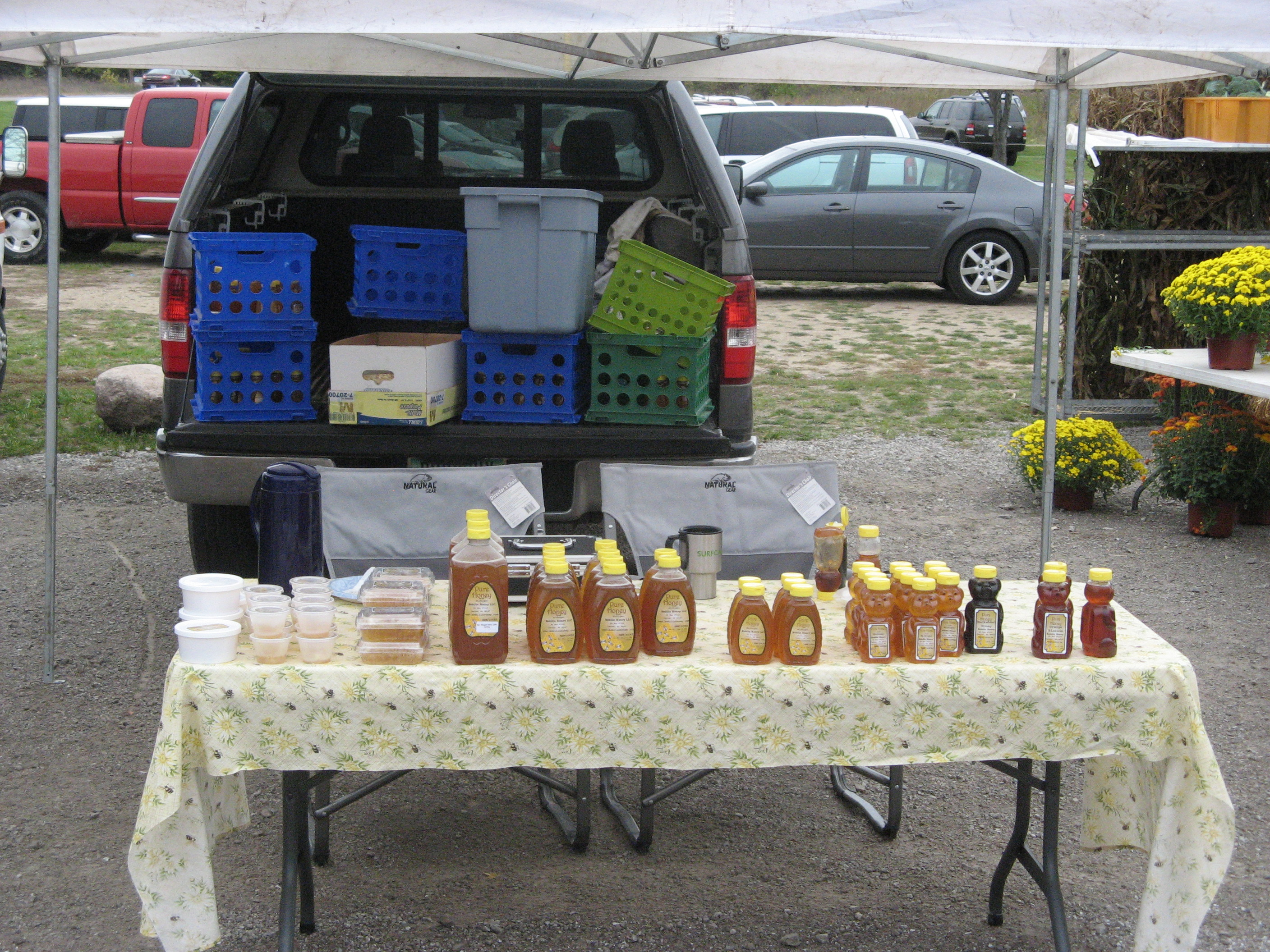 What is Local Honey??